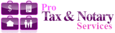 Pro-Tax & Notary Services :: Holland, Michigan